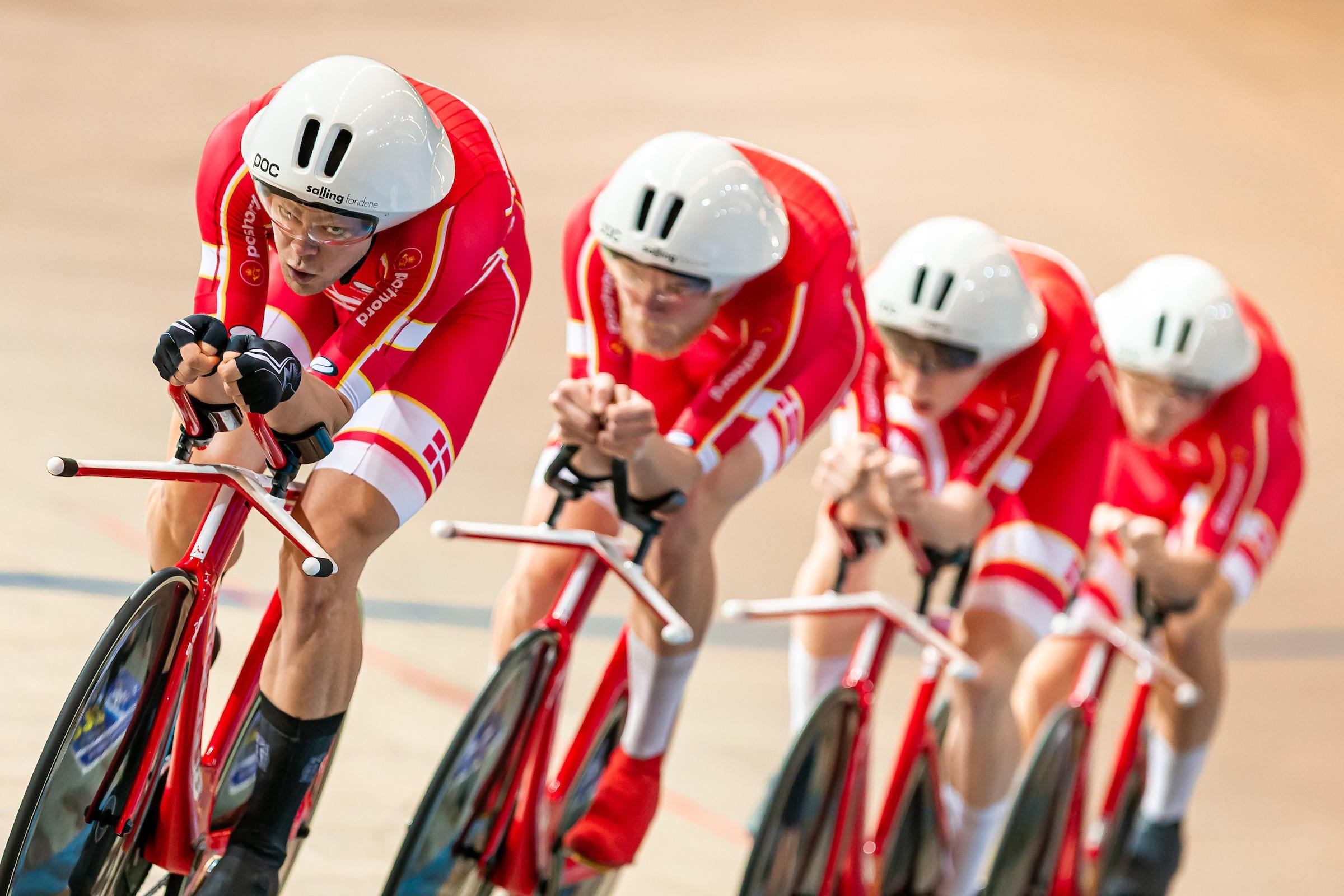 Danske medaljeforhåbninger ved VM i banecykling